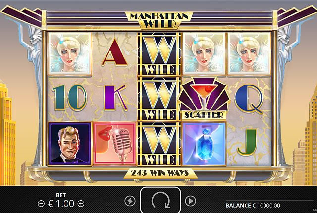 Manhattan Casino Online