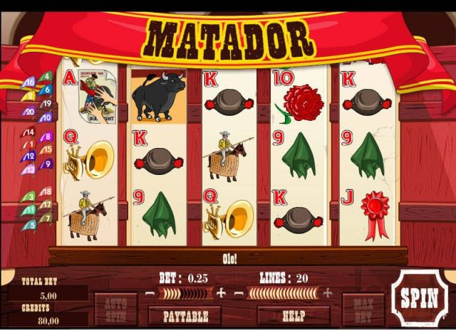 matador-vorschau