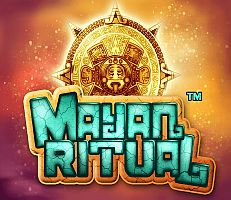 Mayan Ritual Logo