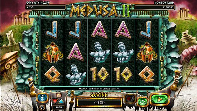 Medusa 2 Spielautomat