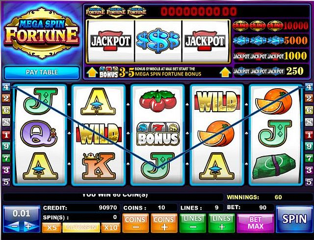 Mega Fortune kostenlos spielen | Online-Slot.de