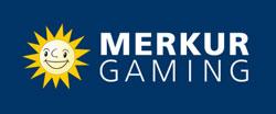 Merkur Gaming Schriftzug