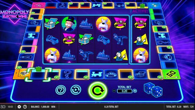 Monopoly Electric Wins Vorschau