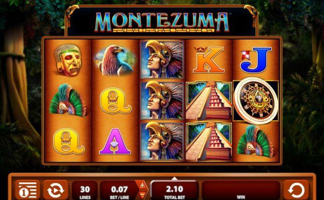Spiele Montezuma - Video Slots Online