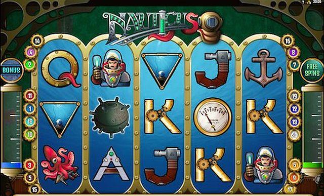 Nauticus Spielautomat