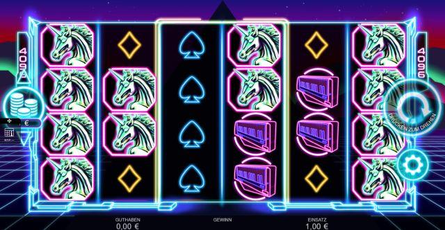 Neon Pyramid Vorschau
