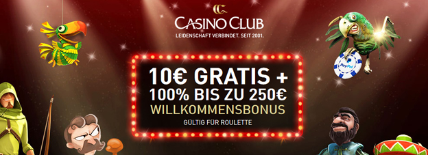 Neteller Casino Club Bonus