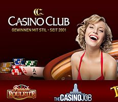 Oktober Aktion im Casino Club