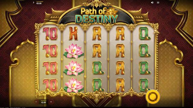 Path of Destiny Slot Vorschau