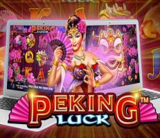 Peking Luck Slot Logo