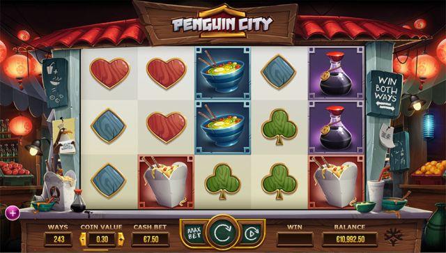 Penguin City Vorschau
