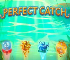 Perfect Catch Slot Logo