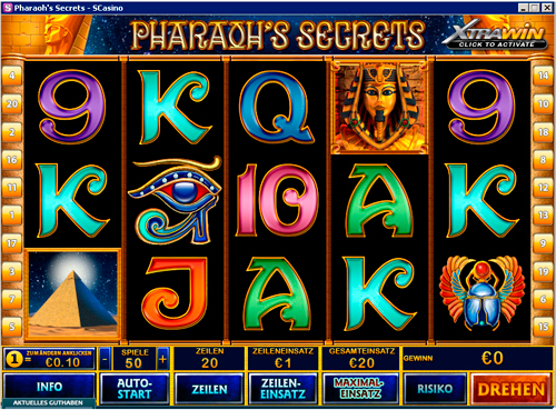 welches online casino pharaoh s