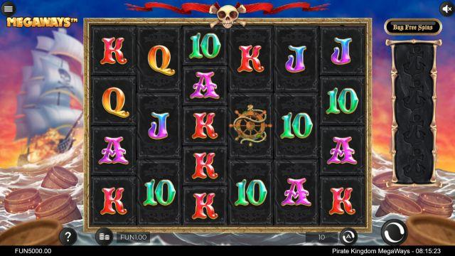 Pirate Kingdom Megaways Vorschau