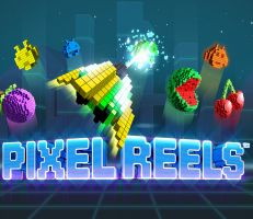 Pixel Reels Logo