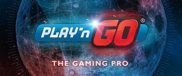 Play'n Go Banner