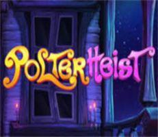 Polterheist Slot Logo
