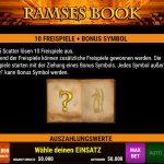 Ramses Book Bonus