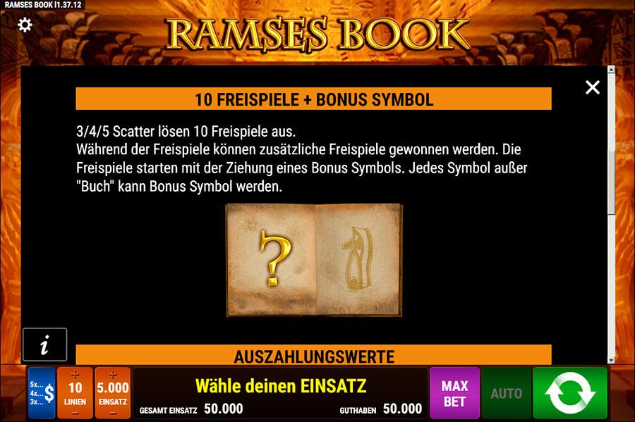 Online Casino Book Of Ramses