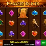 Ramses Book Online Slot