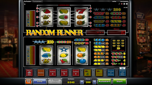 random-runner novoline spiel