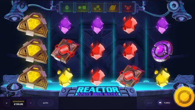 Reactor Slot Vorschau