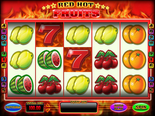 start online casino fruit spiel
