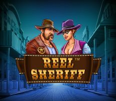 Reel Sheriff Logo