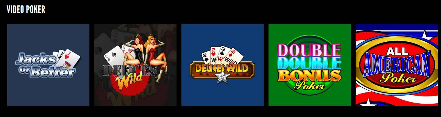 rizk video poker