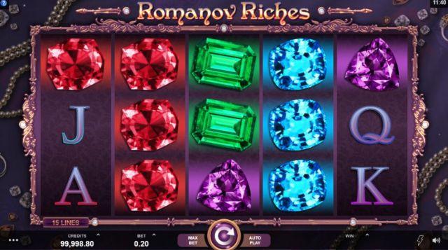 Romanov Riches Slot Vorschau