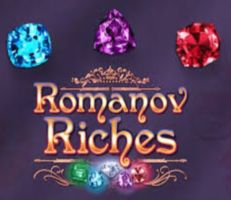 Romanov Riches Slot Logo