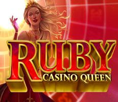 Ruby Casino Queen Logo