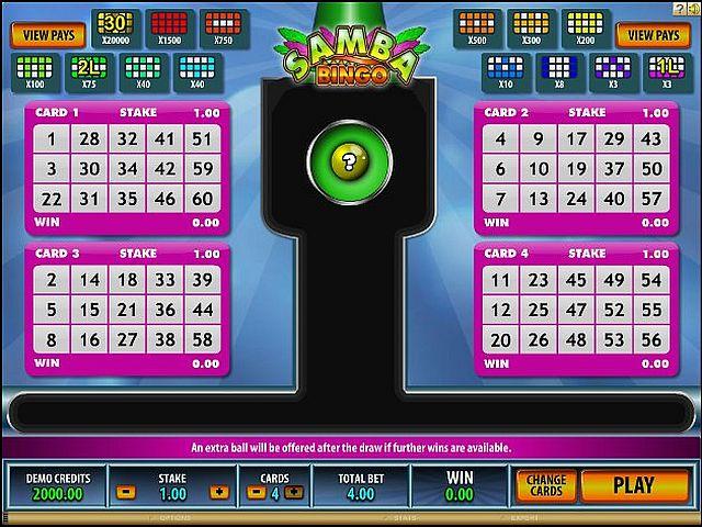 bingo gratis online spielen
