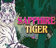 Saphire Tiger Logo