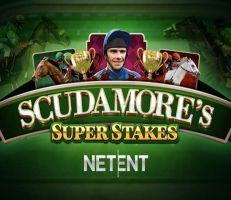 Scudamores Super Stakes Slot Logo