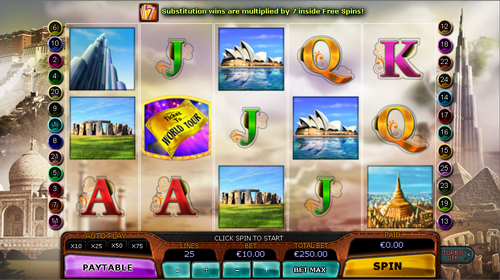 seven-great-wonders-of-the-world online slot