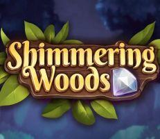 Shimmering Woods Logo