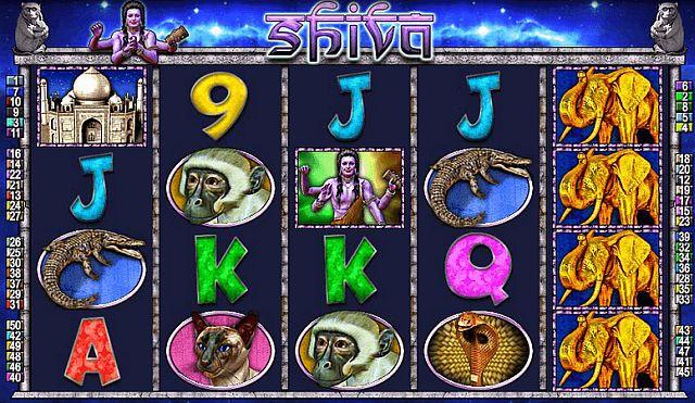 Shiva Merkur Automat