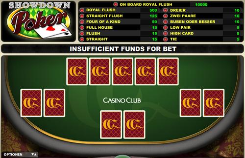 online casino poker casino spiele spielen