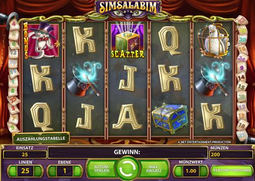 casino schpile