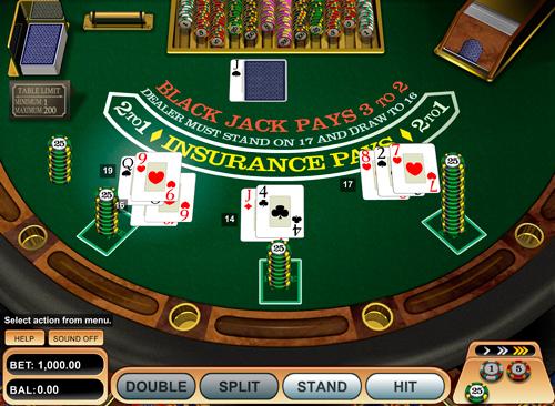 single-deck-blackjack