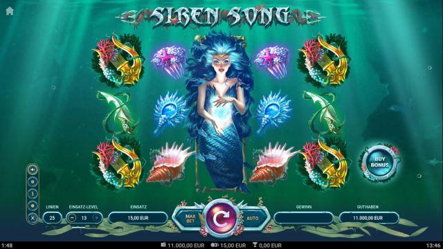 Siren Song Vorschau