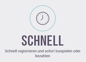 Skrill Schnell