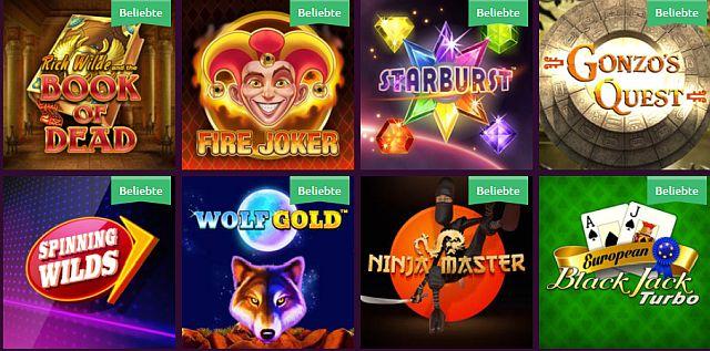Slots Magic Spiele
