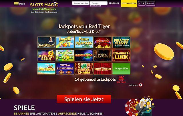 Slots Magic Casino Startseite