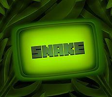 Snake Slot Logo