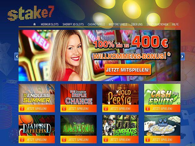 online casino stake7 erfahrungen
