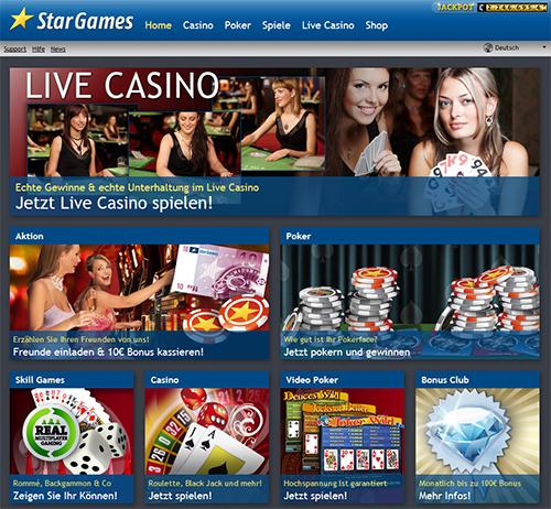 stargames - online slots