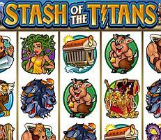Stash Of The Titans online spielen mit Echtgeld und gewinnen