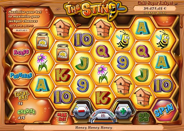 The Sting online spielen